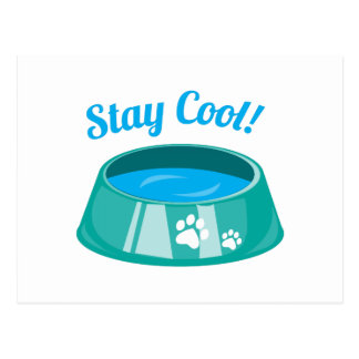 Stay Cool Postcards