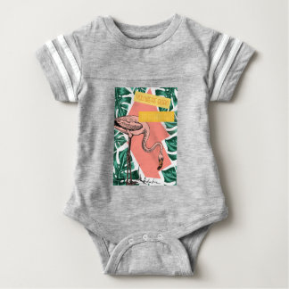 Stay Different Baby Bodysuit