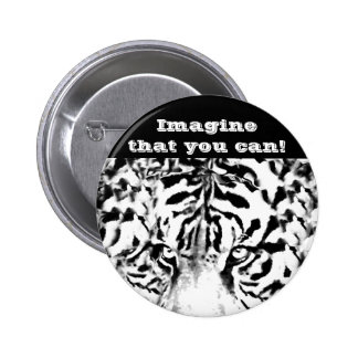 Stay Focused#5_ Pinback Buttons