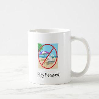 Stay Focused! Coffee Mug