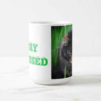 Stay Focused Coffee Mug