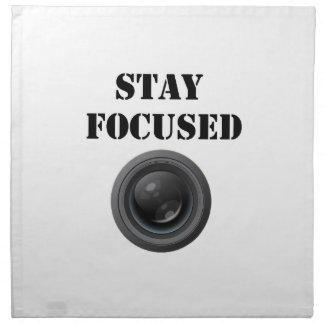 stay focused napkins