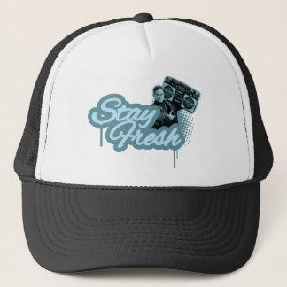 Stay Fresh Trucker Hat