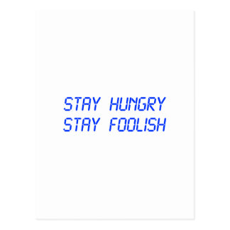 stay-hungry-stay-foolish-lcd-blue.png post card