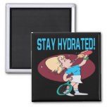 Stay Hydrated Magnets