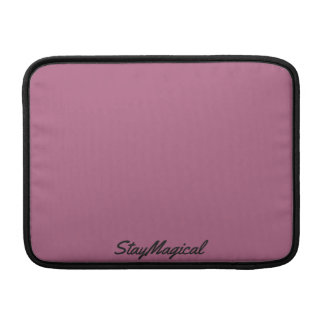 STAY MAGICAL Mac Book Air Laptop Pouch MacBook Sleeve