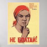 Stay Mum Poster