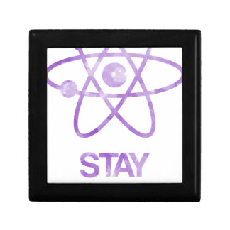 Stay positive gift box