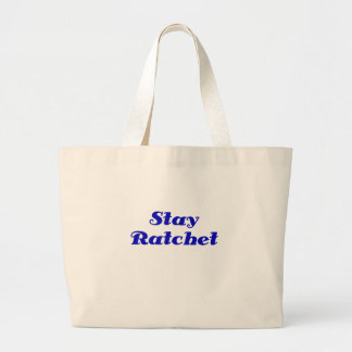 Stay Ratchet Canvas Bag