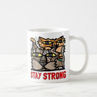 """""""Stay Strong"""" 11 oz Classic Mug"""