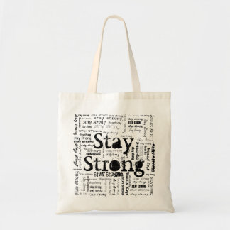 Stay Strong bag