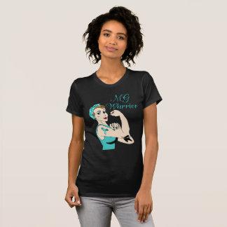 Stay Strong Bandanna Lady MG Warrior T-Shirt