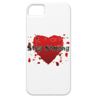 Stay Strong iPhone 5 Cases
