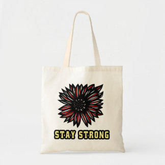 """""""Stay Strong"""" Classic Tote Bag"""