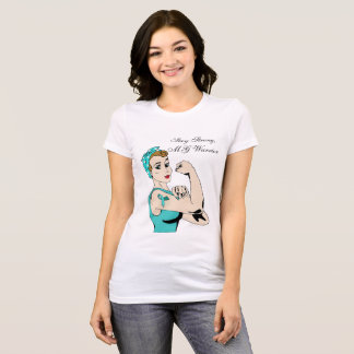 Stay Strong MG Warrior T-Shirt