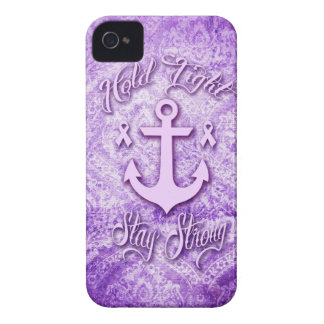Stay strong nautical pancreatic cancer products. iPhone 4 Case-Mate case