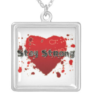 Stay Strong Necklaces