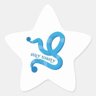 Stay Toasty Sticker