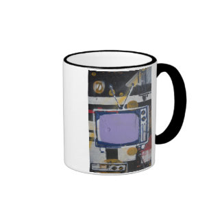 Stay Tuned Ringer Mug