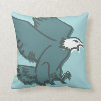 Stay Vigilant! Throw Pillow
