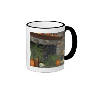 Stay Warm This Holiday Season Ringer Mug