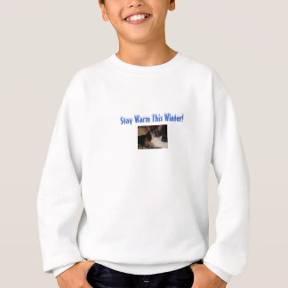 Stay Warm This Winter!-Chihuahua/Cat Design Kids Shirt