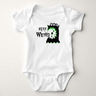 Stay Weird Monster T-shirt