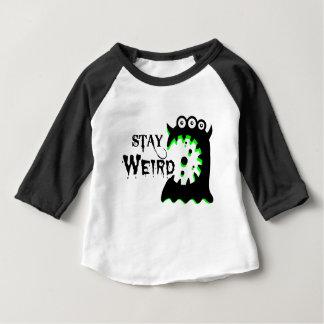 Stay Weird Monster Tshirt