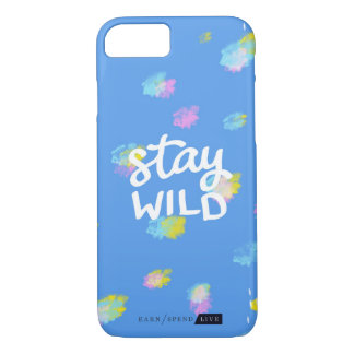 Stay Wild Leopard Phone Case