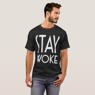 Stay Woke, Men's Tee