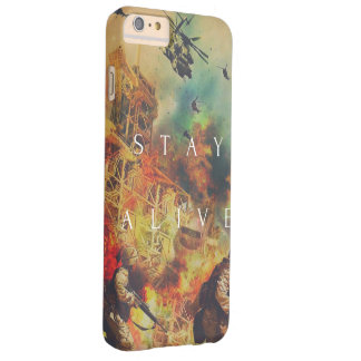 #StayAlive marries Barely There iPhone 6 Plus Case