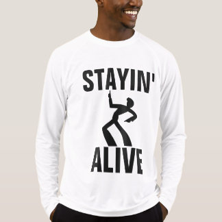 STAYING ALIVE, Disco Vintage T-shirts