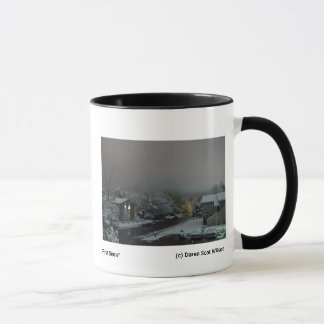Staying Warm Mug