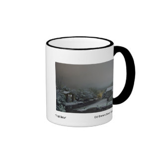 Staying Warm Mug
