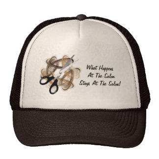 Stays At The Salon (customizable) Cap