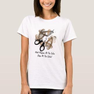 Stays At The Salon (customizable) T-Shirt