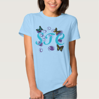 STC Butterfly Tshirts