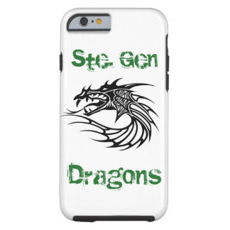 Ste. Gen Dragons Phone Case for Iphone 6/6S