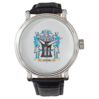 Stead Coat of Arms - Family Crest Watch
