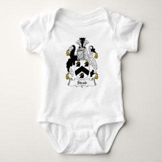 Stead Family Crest Baby Bodysuit