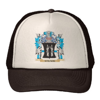 Steade Coat of Arms - Family Crest Mesh Hats