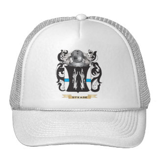 Steade Coat of Arms Family Crest Trucker Hat