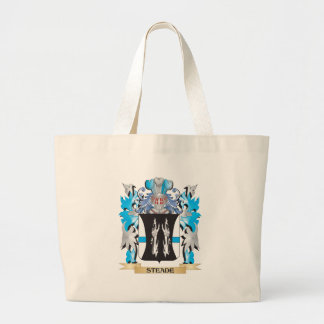 Steade Coat of Arms - Family Crest Jumbo Tote Bag