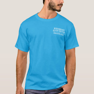 Steadfast Auto Detail T-Shirt