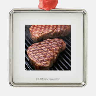 Steak 2 christmas ornament
