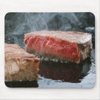 Steak 3 mouse mat