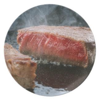 Steak 3 plate
