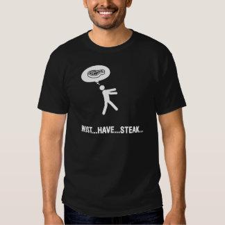 Steak Lover T Shirt