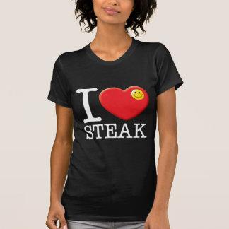 Steak W Tee Shirts