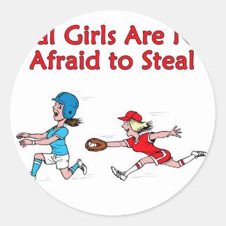 Steal Sticker